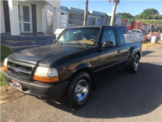 Pick up Ranger 96, Ford Puerto Rico