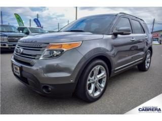 Ford Explorer Limited 2014, Ford Puerto Rico