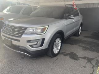 Ford Explorer 2017, Ford Puerto Rico
