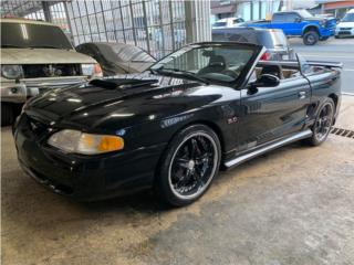Ford Mustang 5.0 Convertible, Ford Puerto Rico