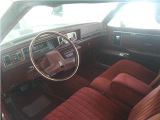 1983 Cutlass Supreme , Oldsmobile Puerto Rico