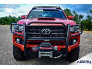 Toyota Tacoma TRD Sport 2017, Toyota Puerto Rico