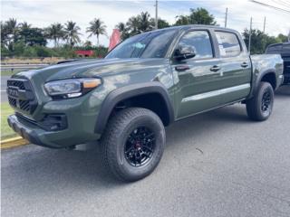 2020 TOYOTA TACOMA PRO 2020!!!, Toyota Puerto Rico