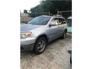 Mitsubishi Outlander Buenas Condiciones, Mitsubishi Puerto Rico