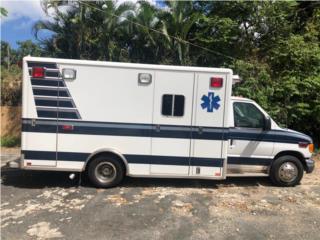 Ambulancia E450 2005, Ford Puerto Rico