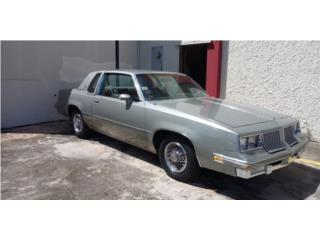 Cutlass supreme, Oldsmobile Puerto Rico