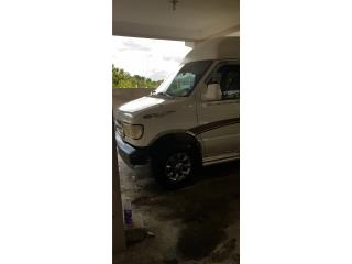 Ford E250 2007.   9,999, Ford Puerto Rico