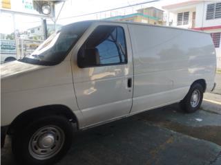 Ford van 2003 blanco f150, Ford Puerto Rico