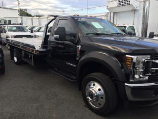 FLAT/BED 550 2019, Ford Puerto Rico