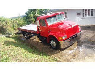 Cambio por f550, International Puerto Rico