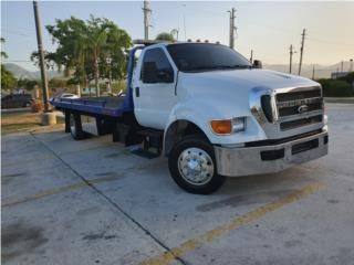 F650, Ford Puerto Rico