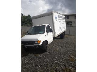 Ford E450 2005 aut 16pies ac radio , Ford Puerto Rico