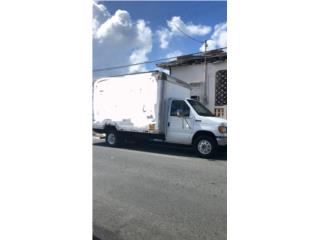 Ford E-350 step van, Ford Puerto Rico