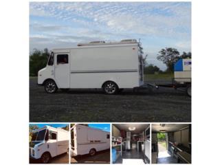 FOOD TRUCK & PLANTA ELÉCTRICA 13k, Chevrolet Puerto Rico