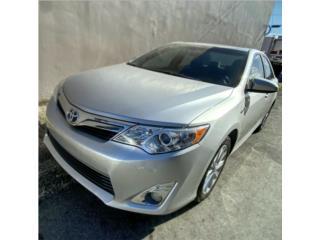 Toyota Camry XLE Hybrid 2014, Toyota Puerto Rico