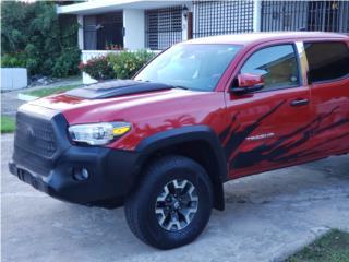 TACOMA TRD 4X4 OFF ROAD 2018 VENTA $ 8,000, Toyota Puerto Rico