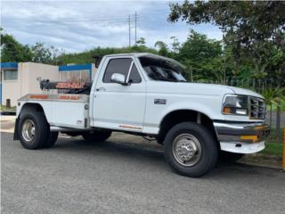 Ford 450 96, Ford Puerto Rico