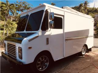 FOOD TRUCK CON PLANTA ELÉCTRICA 13k , Chevrolet Puerto Rico