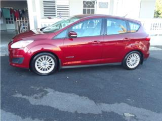 Ford cmax 2013, Ford Puerto Rico