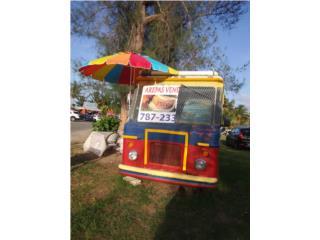 Se vende Food Truck , Chevrolet Puerto Rico