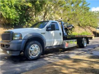 2003 Ford 550, Ford Puerto Rico