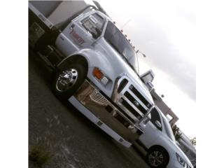 Ford 650 flat bed 2006, Ford Puerto Rico