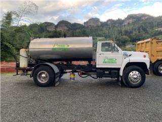 """Camion """" Primer"""" Asfalto , Equipo Construccion Puerto Rico"""