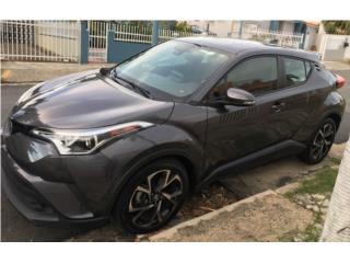 Toyota CHR 2019 Se regala cuenta con traspaso, Toyota Puerto Rico