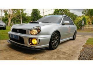 Bugeye Hatchback , Subaru Puerto Rico