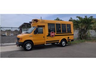E350 ESCOLAR, Ford Puerto Rico