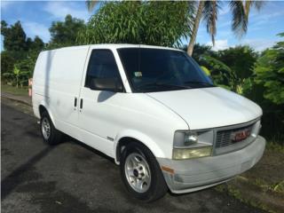 Van GMC Sierra 2005 $5,500 OMO, Chevrolet Puerto Rico