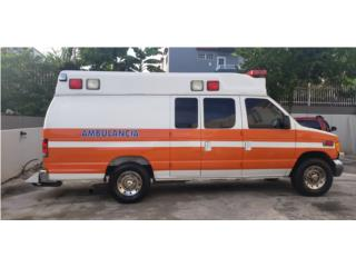 Ford E350 2007, Ford Puerto Rico