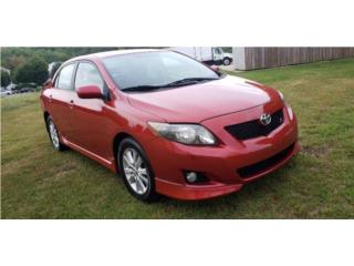 Clean 2009 Toyota Corolla for sale , Toyota Puerto Rico