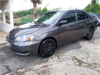 (((GANGA CORROLLA STD AIRE FRIO)))), Toyota Puerto Rico