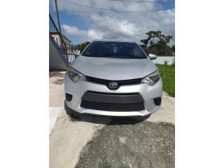 Corolla 2015, Toyota Puerto Rico