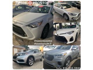 #2018# TOYOTA COROLLA #939.633.5943, Toyota Puerto Rico