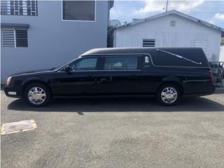 Coche Funebre Importado Hearse, Cadillac Puerto Rico