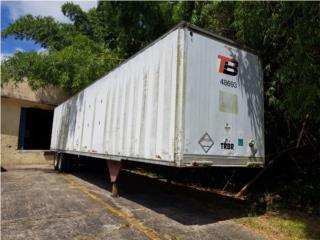 Se vende vagón 2,700, Trailers - Otros Puerto Rico