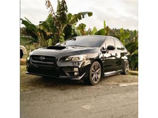 Subaru WRX 2017, Subaru Puerto Rico