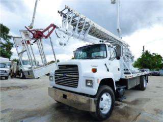 1995 Ford L8000 85HD Skyhook Canasto, Ford Puerto Rico