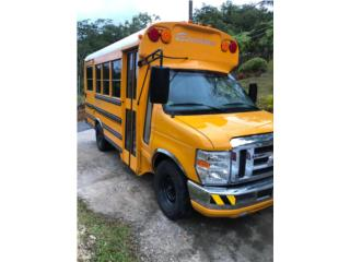 Ford econoline E-350, Ford Puerto Rico