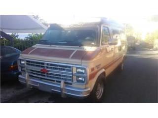 Van, Chevrolet Puerto Rico