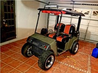 Ezgo motor 250cc de scooter mucho invertido, Carritos de Golf Puerto Rico