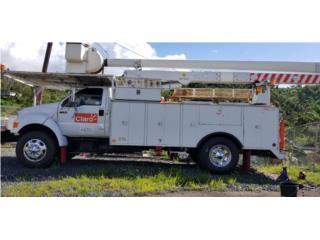 F750 bucket truck , Ford Puerto Rico