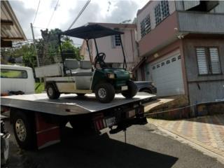 Club car Cargo, Carritos de Golf Puerto Rico