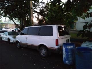 Van chevrolet astro, Chevrolet Puerto Rico