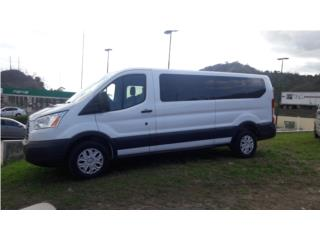 2017 transit xlt 15 pasajeros, Ford Puerto Rico