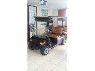 Club Car de gasolina, Carritos de Golf Puerto Rico