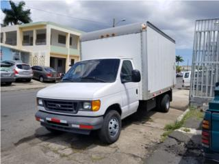 2005 ford E-450 turbodiesel , Ford Puerto Rico