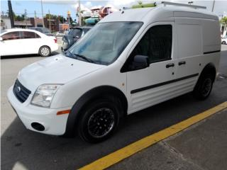 Ford transit connect 2013, Ford Puerto Rico